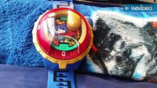 Yo-Kai Watch Model Zero Demonstration: Yo-Kai Watch Movie Event exclusive Hovernyan Medal