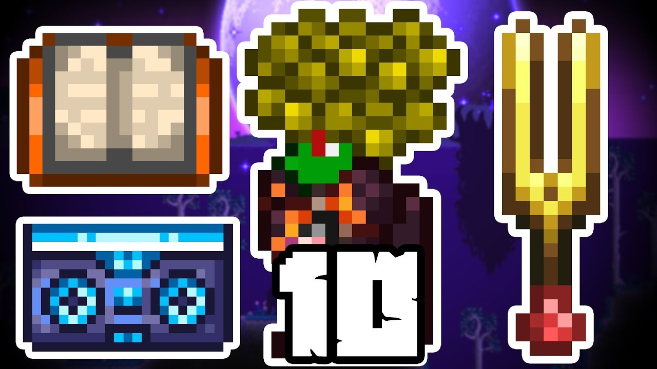 How To Get Hardmode Items Early And Granite Boombox