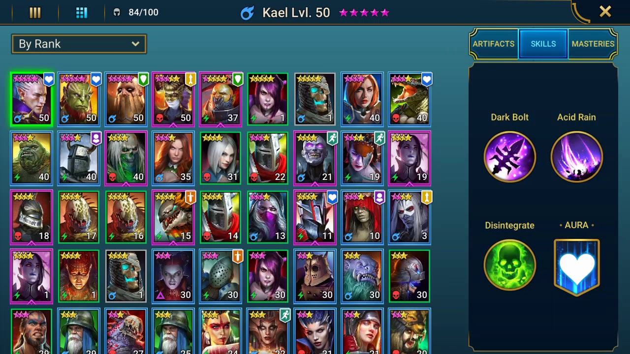 Raid Shadow Legends  Kael