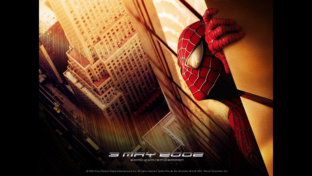 Spider Man Music Video Nickelback Hero Letra En Español Youtube