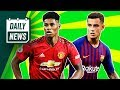 De Gea SAVES United, Messi reaches La Liga landmark + Ruben Neves to City? ► Onefootball Daily News