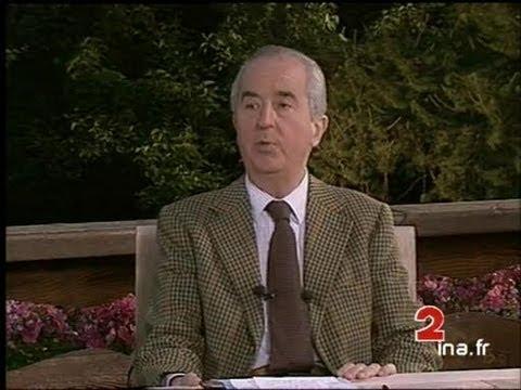 Edouard Balladur à Chamonix