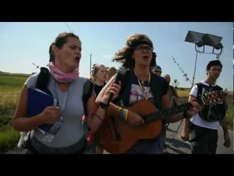 Jeśli radośc w sercu chcesz mieć- Grupa Muzyczna- grupa 2- XXXII Pielgrzymka Krakowska 2012