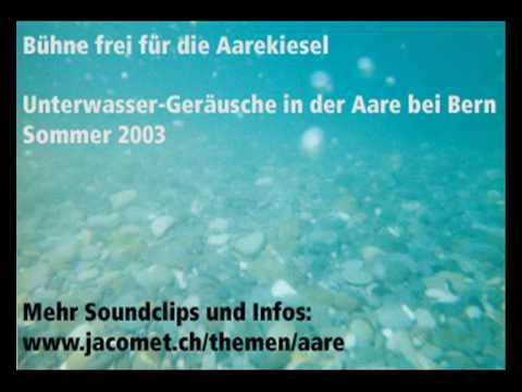 Unterwassergeräusche