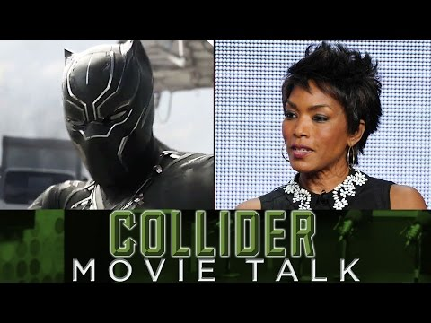 Angela Bassett Joins Black Panther - Collider Movie Talk