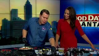 Authentic Paella With Bulla Gastrobar On Good Day Atlanta