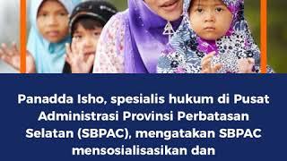 Dewan Islam Thailand Melarang Anak di Bawah 17 Tahun Menikah
