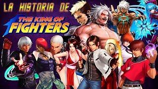 TODA La Historia de The King Of Fighters
