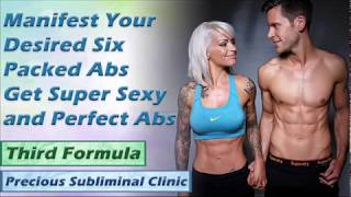 Get Six Packed Abs - 3rd Formula [Affirmation Frequency] - INSTANT RESULTS