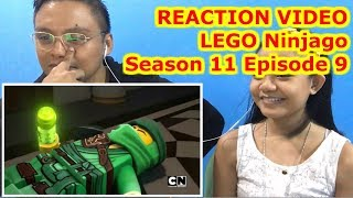 Reaction Video LEGO Ninjago Season 11 Episode 9 Powerless