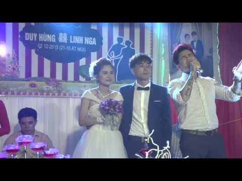 Giận Mà Thương - Lâm Chấn Huy hát mừng đám cưới
