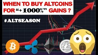 😱😱😱 ALTCOINS TO BREAKOUT +1000% in 2019?