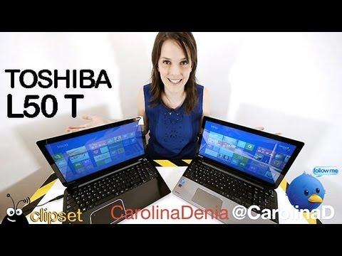 Toshiba Satellite L50T L50 review Videorama