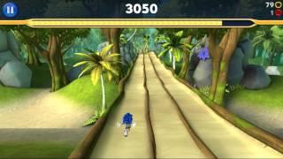 Sonic Dash 2: Sonic Boom (Android) - Sonic Gameplay screenshot 3