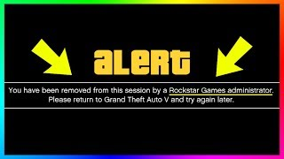 WARNING! DO NOT PLAY GTA 5 OR GTA ONLINE UNTIL ROCKSTAR FIXES THIS!