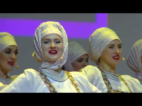 Сибирский хор - Юфалетица 2019