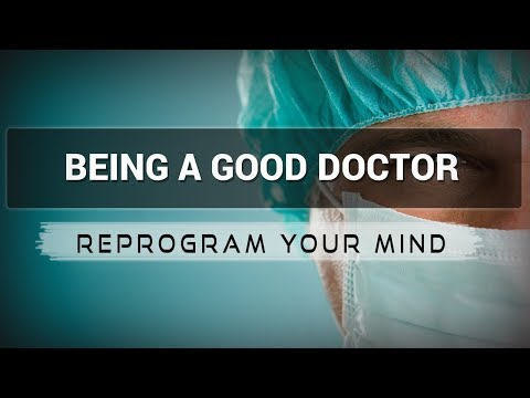 Becoming a Good Doctor affirmations mp3 music audio - Law of attraction - Hypnosis - Subliminal