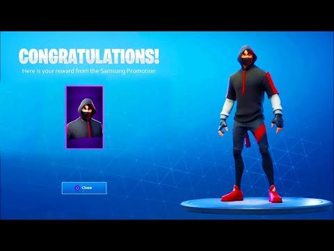 HOW TO GET NEW IKONIK SKIN FOR FREE IN FORTNITE!