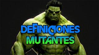 """DEFINICIONES MUTANTES... O COMO """"DEFINIR SUBIENDO DE PESO"""" Y """" GANAR VOLUMEN SIN TAPARSE"""""""