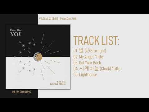 Download Mini Album B.O.Y – Phase One : YOU Mp4 baru