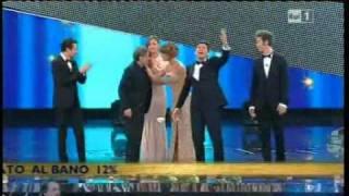 Roberto Vecchioni vince Sanremo 2011 HQ