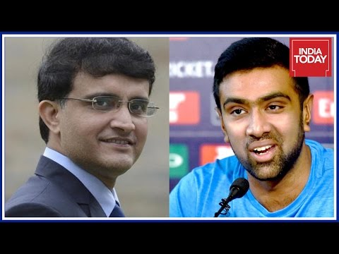 India Today Unforgettables: Sourav Ganguly & Ravichandran Ashwin