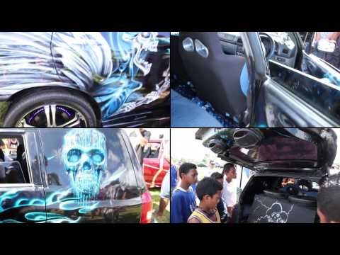 Samoa V8 Car Show Independence Day 2013