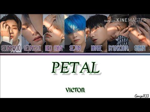 VICTON - PETAL ( Color Coded Lyrics Han/Rom/Eng )