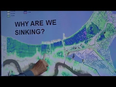 Urban water plan. Combating subsidence for a resilient New Orleans