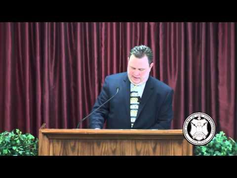 Jeff Reed - Flood Theology