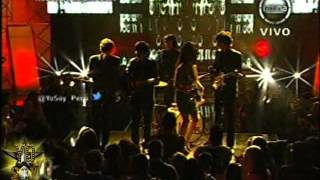 """Yo Soy The Beatles y Amy Winehouse- """"Can´t Buy Me Love"""" (29-07-2013)"""
