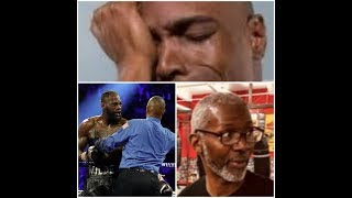 WOW!!!DEONTAY WILDER FANS (CRYING) PETITIONING MARK BRELAND TO BE FIRED