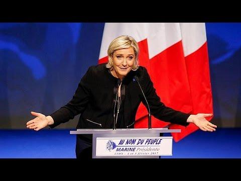France : Marine Le Pen n'hésitera pas à s'inspirer de Donald Trump sur les migrants et l'économie