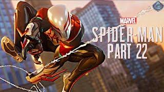 Spider-Man PS4 Walkthrough Part 22 - 2099 White Suit!