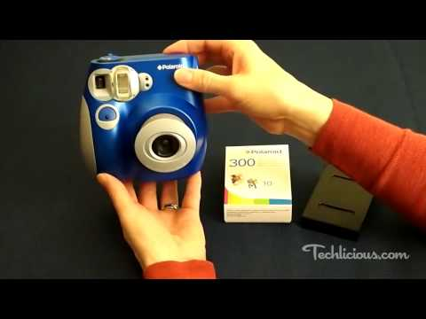 db5188d1ad Review of the Polaroid 300 Instant Film Camera - YouTube