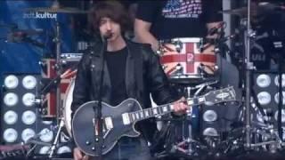 Arctic Monkeys Brianstorm Hurricane 19.06.2011