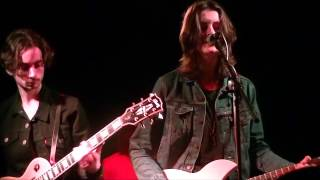 blossoms at most a kiss live in cork 2016