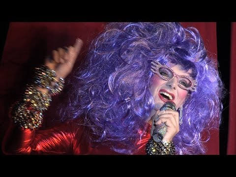 The Dame Edna Experience at the Royal Vauxhall Tavern