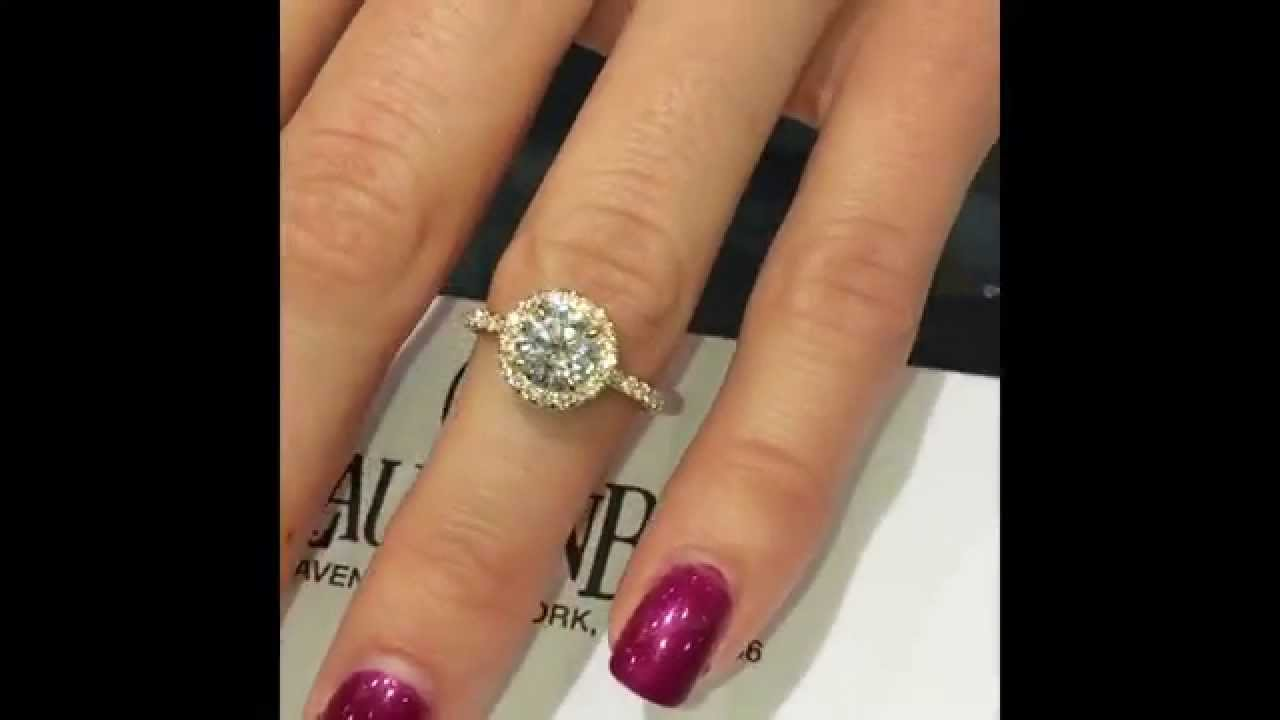 What Does A   Carat Diamond Ring Look Like