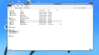 How to move the my documents folder in windows 8 and free up disk space on the c drive?