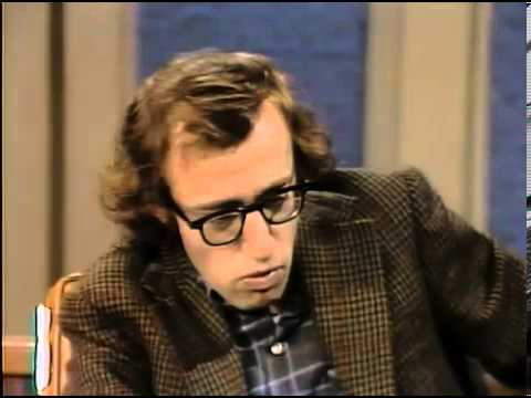 WOODY ALLEN - The Dick Cavett Show (1971) | SUB ITA