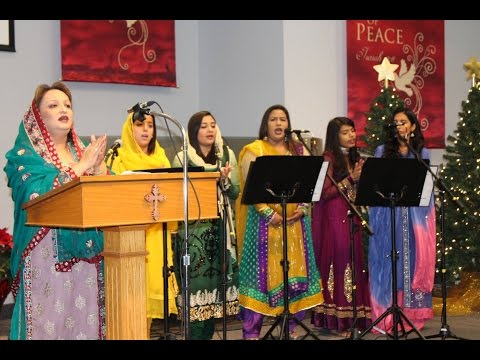 EK TARA CHAMKA HAI (Urdu Christmas Geet) - Cornerstone Asian Church Canada