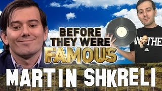 MARTIN SHKRELI - Before They Were Famous - Wu Tang & Lil Wayne Albums