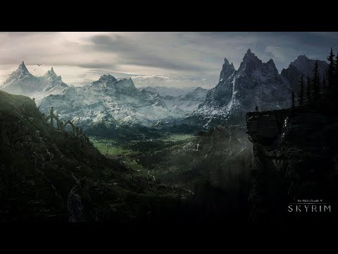 Как включить дополнения Dragonborn в Elder Scrolls V.