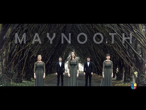 Maynooth University Chamber Choir - 'O Lux Beata Trinitas' (Ko Matsushita)