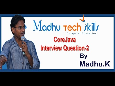 2  Why Java is called as Object Oriented Programming Language