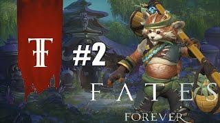 Lee Chi, el panda místico   Estrategia   Fates Forever #2 [Español]