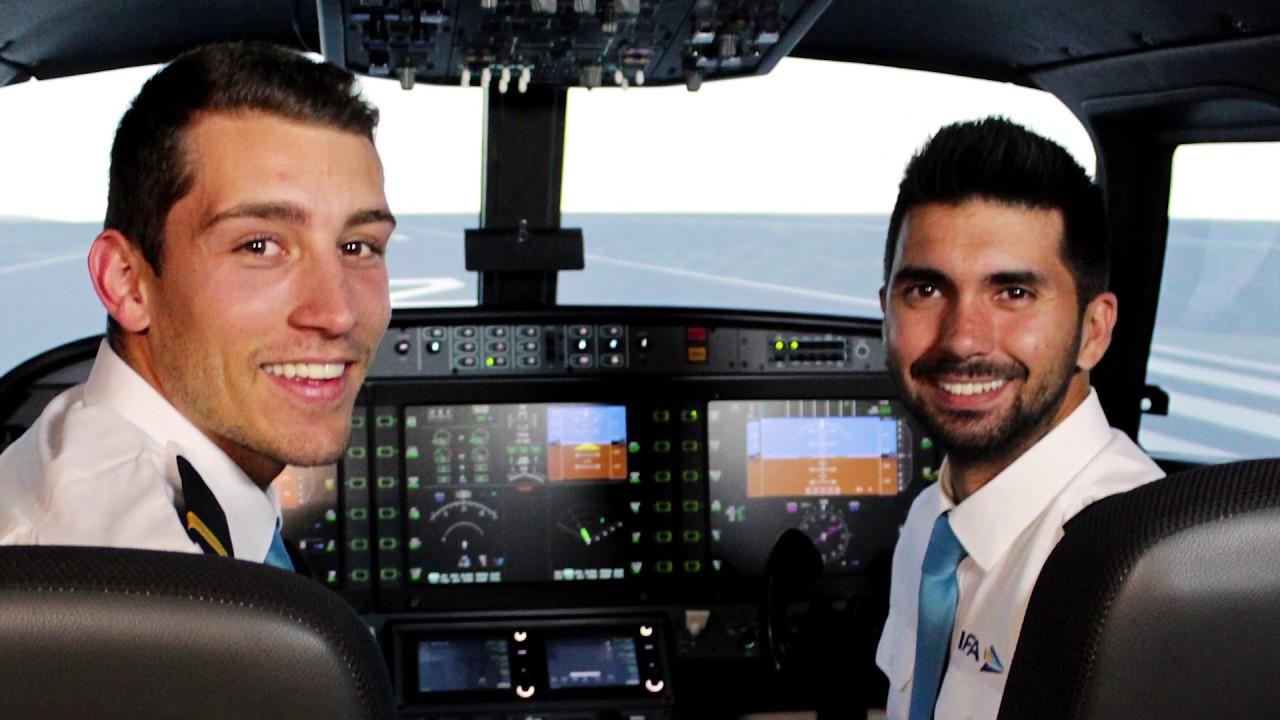 Download IFA Aviation Training Center - Escola de Pilotos