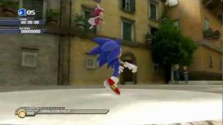 Sonic Unleashed - Spagonia Day (Xbox360) HD