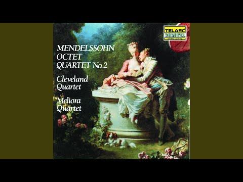 Quartet In A Minor, Op. 13: III. Intermezzo. Allegretto Con Moto - Allegro Di Molto